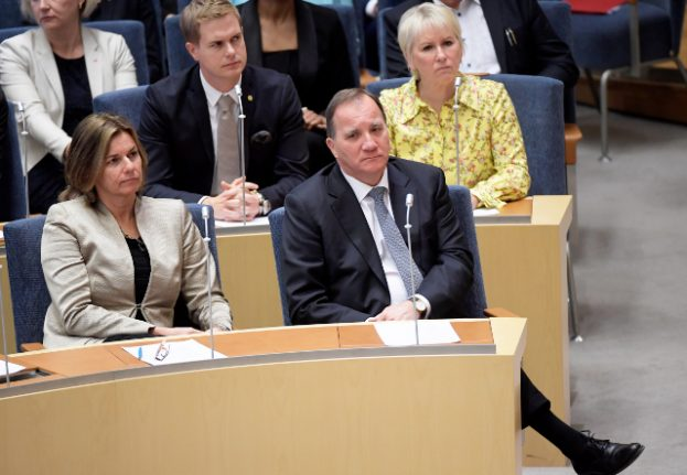 Swedish Prime Minister Stefan Löfven voted out by parliament