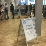 145 votes not counted in Sweden election after postal mix-up