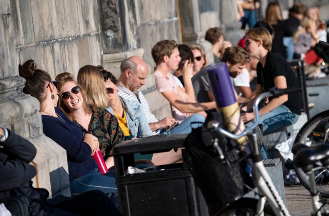 Autumn, what autumn? Southern Sweden basks in summer weather