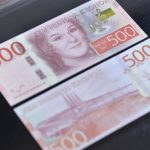 Fake banknotes in circulation in southern Sweden