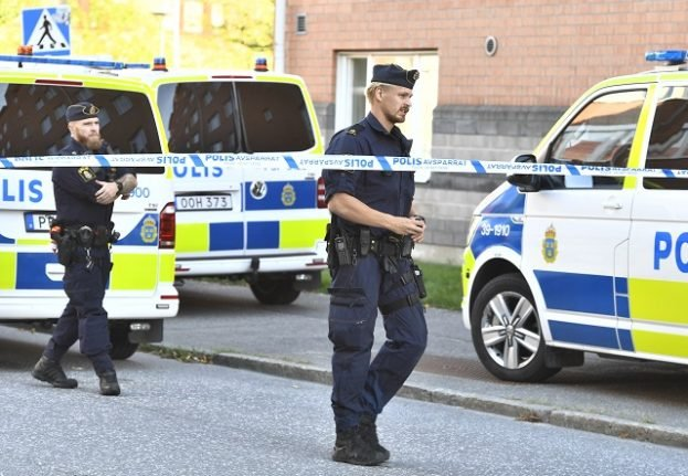 Rise in gun deaths among young men in Sweden
