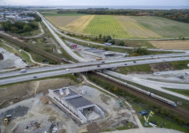 Skåne travel: How this week's E6 motorway closure affects you