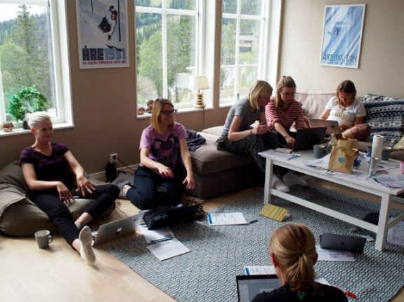 Malmö women's coding event sells out in 20 minutes