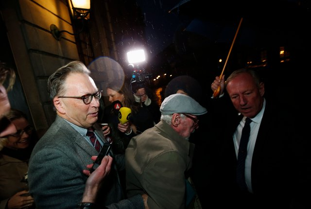'We live in a dangerous time,' says Swedish Academy member of #MeToo