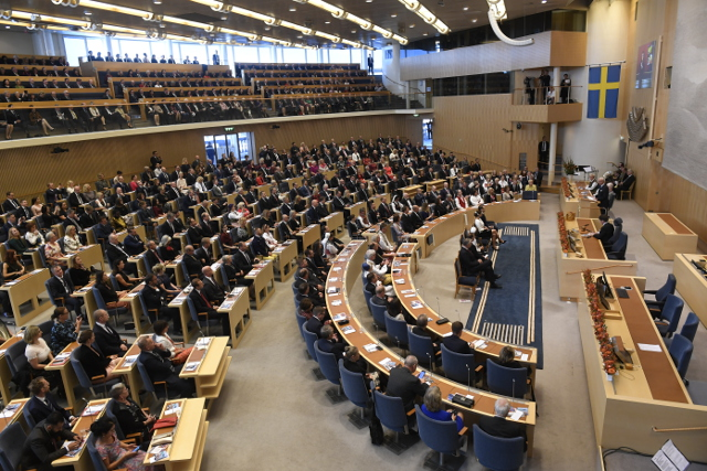 This is how much you earn if you're a Swedish politician
