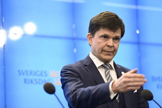 What next for Sweden after centre-right failure to form a government?
