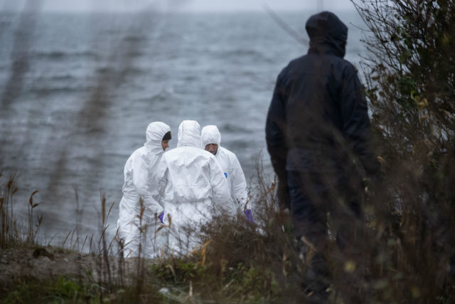 Dead body washes up on beach in Skåne