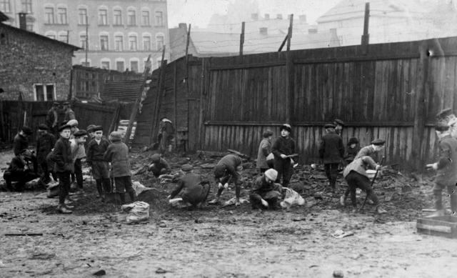 Ten historic pictures that show life in Sweden in the early 1900s