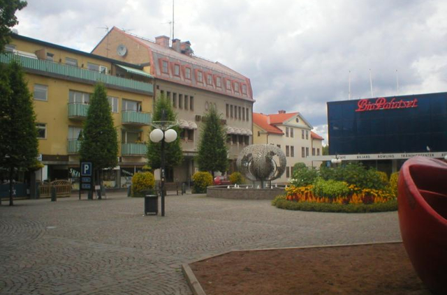 Is this Sweden's ugliest town?