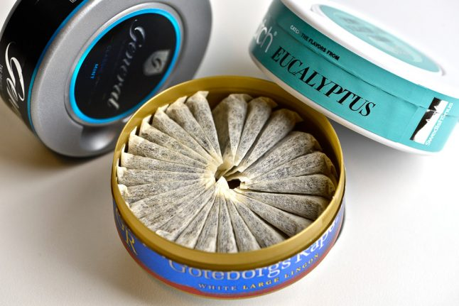 Illegal snus operations a growing problem in Sweden