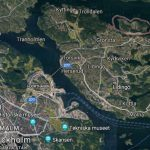 Unknown submarine allegedly sighted in Stockholm archipelago