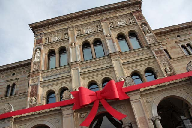 In Pictures: The re-opening of Sweden's National Museum