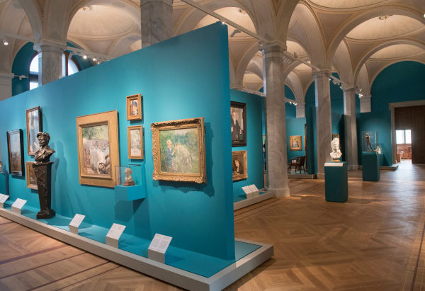 IN PICTURES: First look at Sweden's National Museum