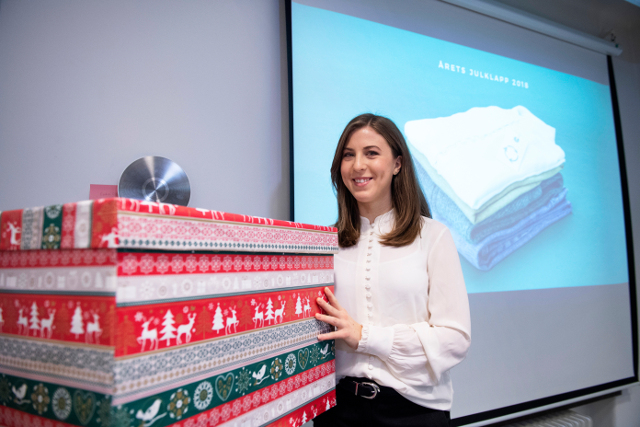 Sweden unveils hottest Christmas gift of 2018