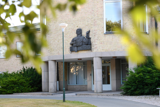 Student charged with raping teacher at school in Sweden