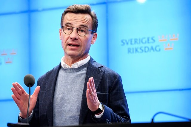 Sweden's Moderates leader Ulf Kristersson to be proposed as PM