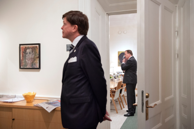 Speaker to announce next steps in Swedish government talks
