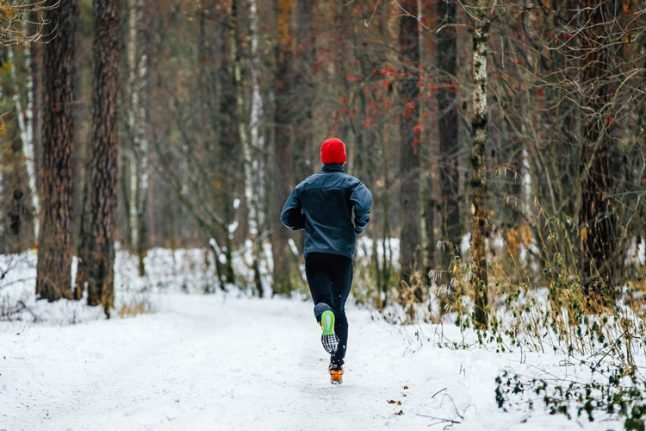 75-year-old jogger shot in Swedish woods