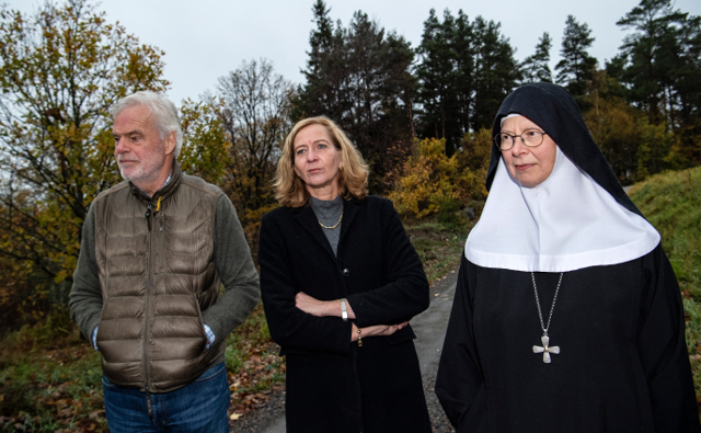Nun and earl fight British mining project in Skåne