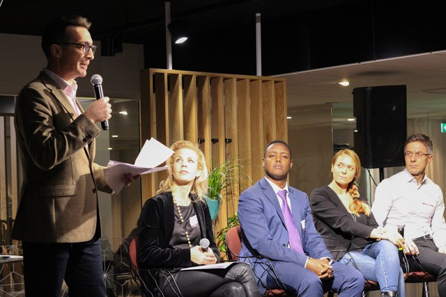 Member event: Is Stockholm an attractive city for foreign talent?