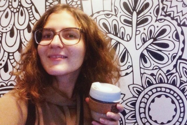 'Why it's cool to use a reusable cup'
