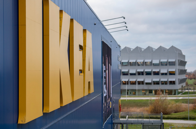 Ikea restructuring drive sees profits take a tumble