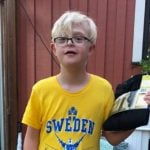 Police step up search for missing boy in western Sweden