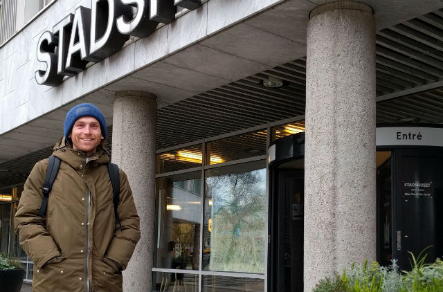 Meet the startup veteran hired to digitalize Malmö