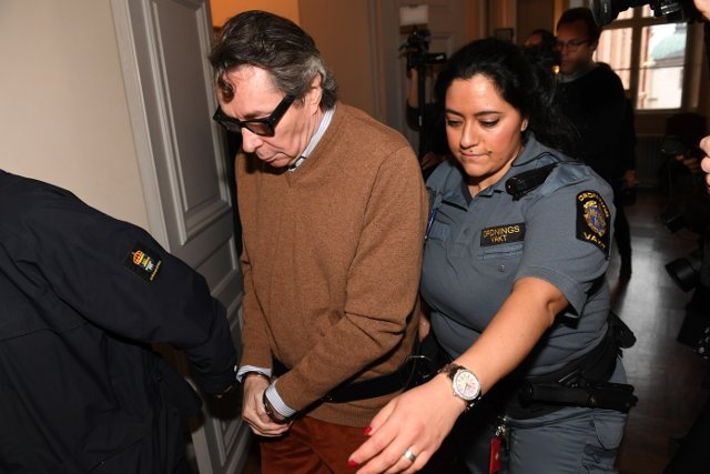Man at centre of Swedish Academy scandal appeals rape conviction