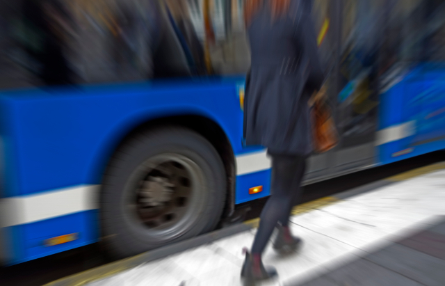 Girl, 3, dies after being hit by bus in Stockholm