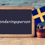 Swedish word of the day: sonderingsperson