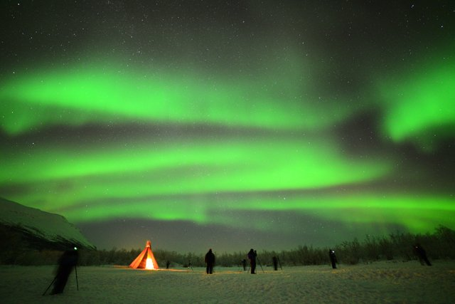 Guide: How to take the best pictures of Scandinavia's northern lights