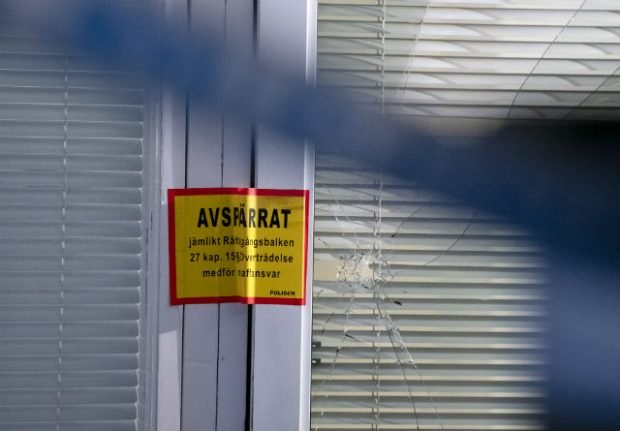 Malmö sees four shooting incidents in 24 hours