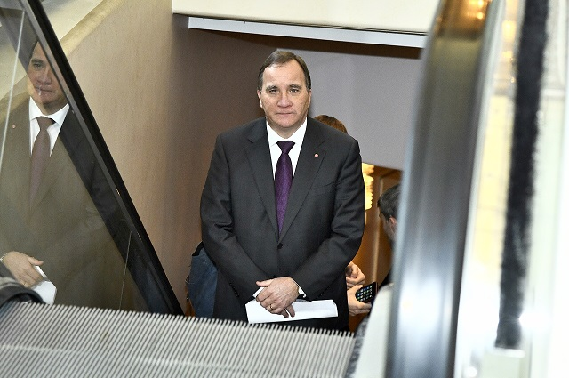 Centre-left leader Stefan Löfven to face parliamentary vote as PM
