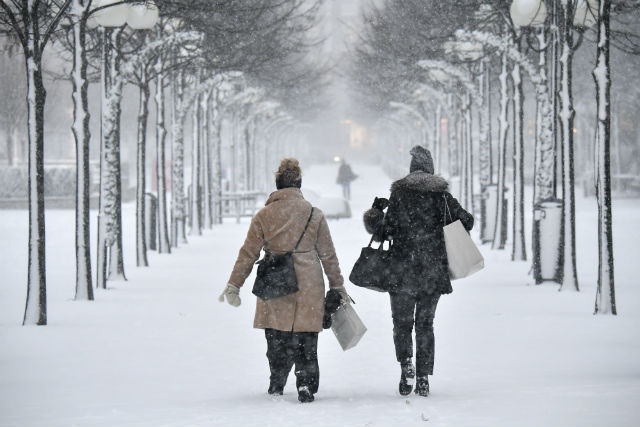 Dreaming of a White Christmas in Sweden? Then head north
