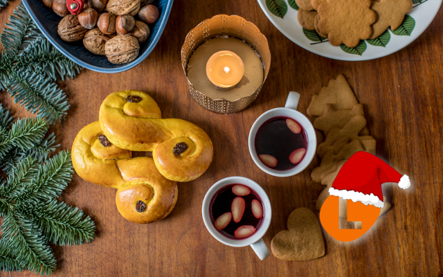 #SwedishChristmas: Why lussekatter are one hell of a bun