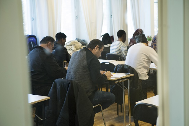 Half of Swedish residents want reduced immigration