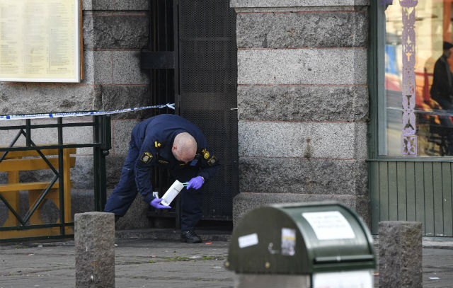 'Now everyone in Malmö lives under the shadow of gun crime'