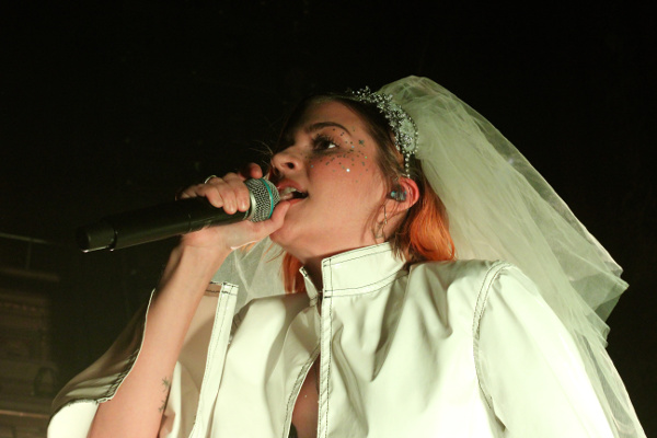 IN PICTURES: Tove Styrke shows her strength on stage