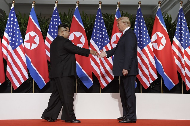 US-North Korea meeting to take place in Sweden: reports
