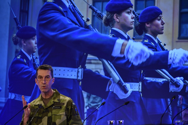 Sweden to train 'cyber soldiers' during military service
