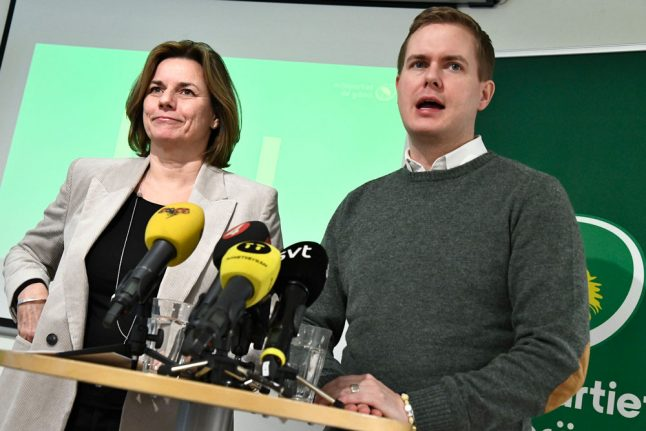 Green Party approves new Swedish government agreement