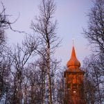 'The church's role in northern Sweden has been bothering me'