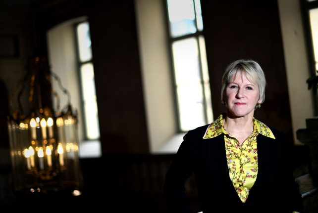 Sweden's foreign minister slams Brexit as 'horrible mistake'