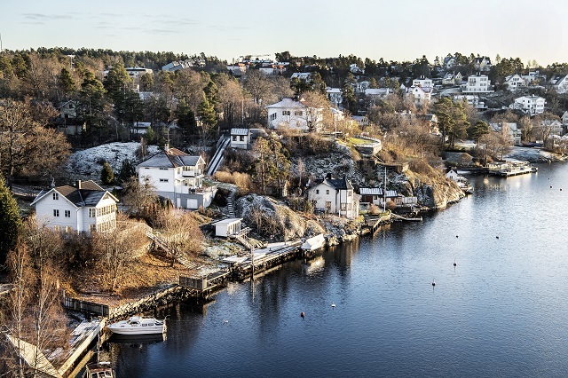 These were the most expensive properties sold in Sweden in 2018