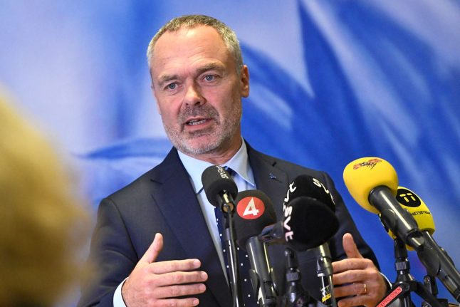 With Liberals on board, formation of new Swedish government lies in hands of Left