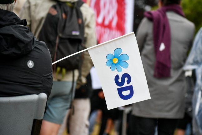 Politician leaves Sweden Democrats after referencing Olof Palme murder in social media post