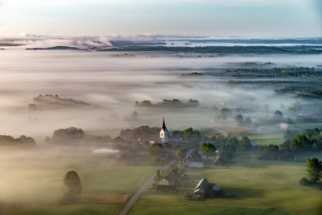 What's it like to swap the city for the countryside in Sweden?
