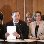How Sweden's government deal has hit the popularity of political parties
