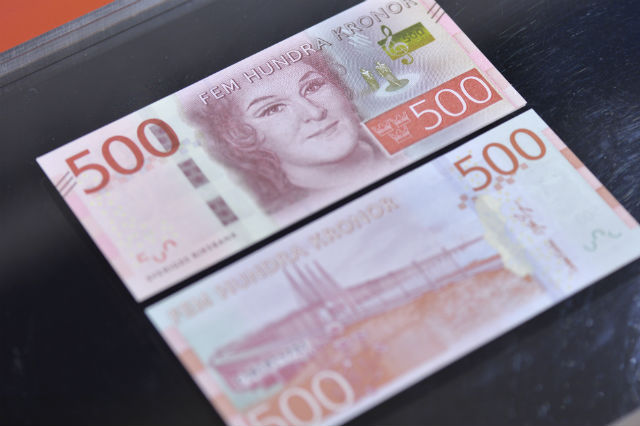 Malmö police: surge in number of fake notes in circulation